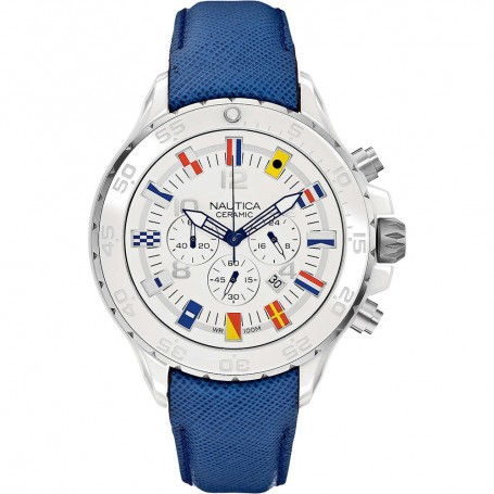 NAUTICA NST CERAMIC LIMITED EDITION A435