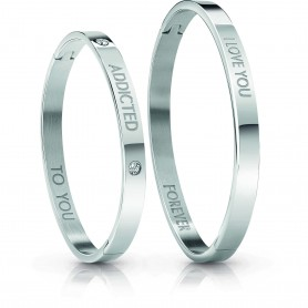 GUESS LOVERS BANGLE UBS84404