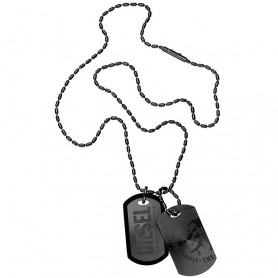 DIESEL DOUBLE DOGTAGS DX0014040