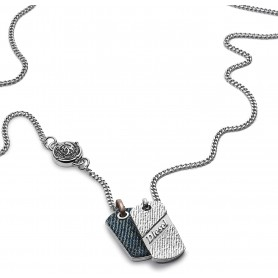 DIESEL DOUBLE DOGTAGS DX0916040