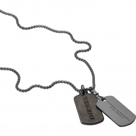DIESEL DOUBLE DOGTAGS DX1257040